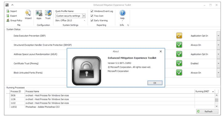 Las 5 mejores herramientas anti-explosión para Windows 2020