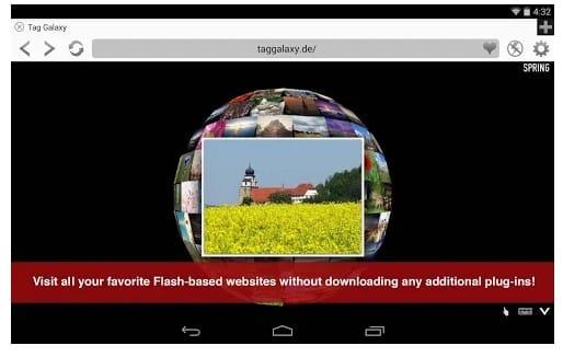 Las mejores alternativas de Adobe Flash Player 2020