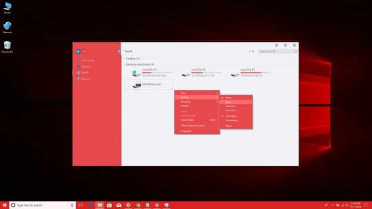 30 Mejores Temas/Pieles de Windows 10 en 2020 | Mejorar el aspecto de Windows 10