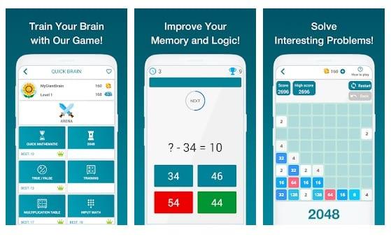 Las 20 mejores aplicaciones de Android para entrenar tu cerebro