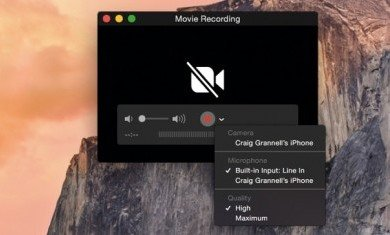 Cómo grabar la pantalla del iPhone en Windows y MAC