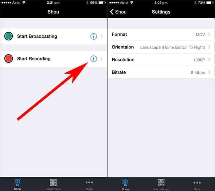 Cómo grabar la pantalla del iPhone y el iPad sin salir de la cárcel