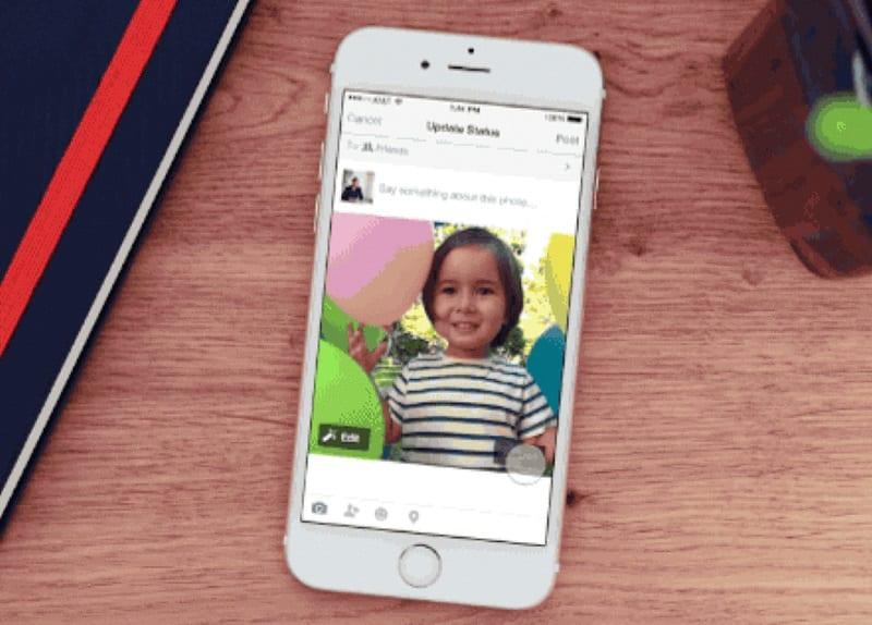 Cómo enviar fotos en vivo como GIF en iOS 11