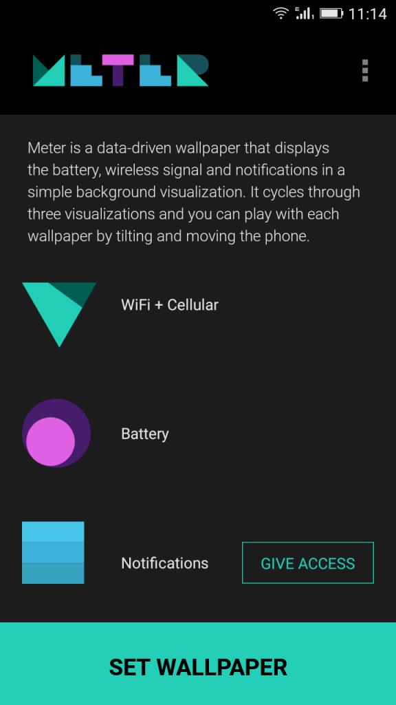 Cómo convertir el fondo de pantalla de tu Android en un widget vivo