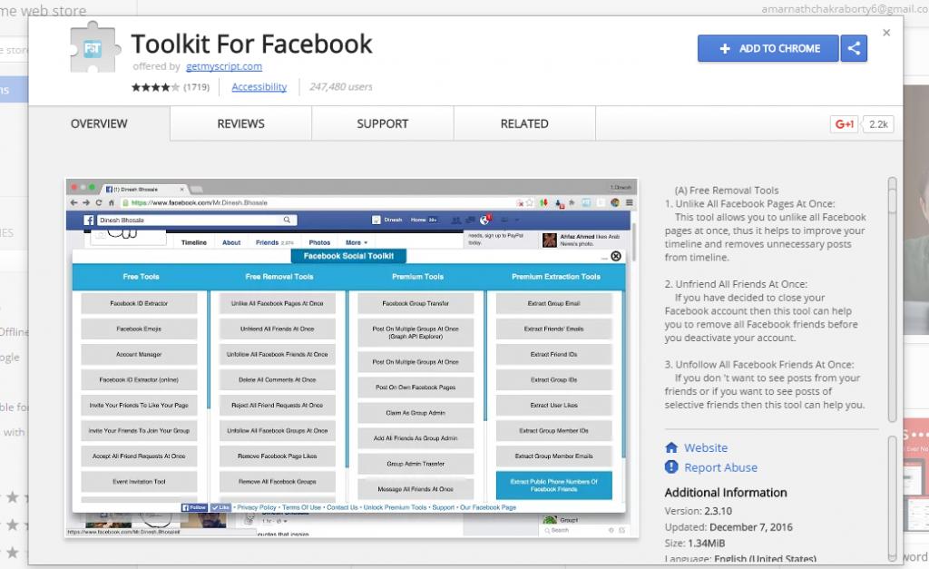 Las 15 mejores extensiones de cromo para personalizar completamente su cuenta de Facebook