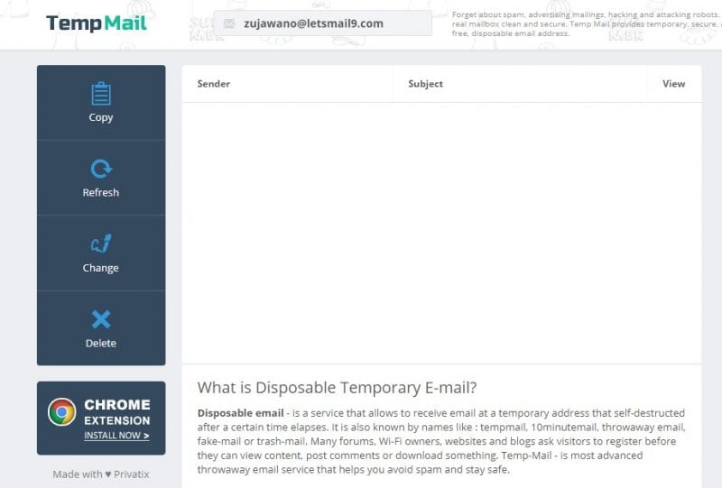 Alternativas de correo de 10 minutos: Los 10 mejores servicios de correo electrónico desechable