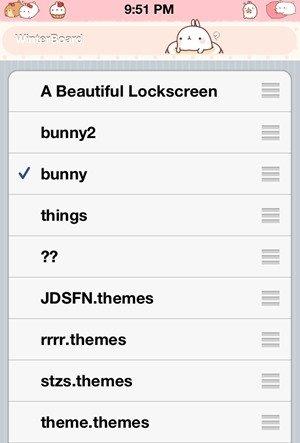 Cómo instalar temas en el iPhone
