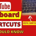 Más de 10 atajos de teclado de YouTube que necesitas saber
