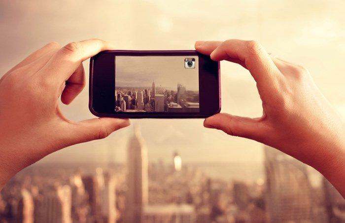Instasquare : Subir fotos a Instagram sin recortar