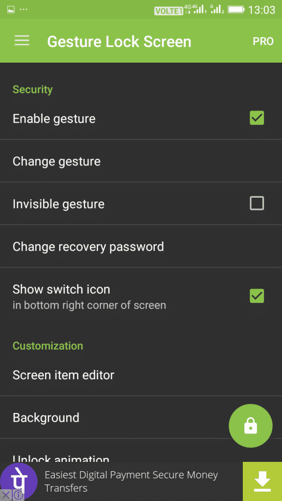 Cómo agregar controles de gestos personalizados a tu Android