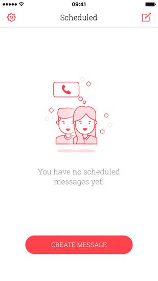 Cómo programar mensajes de texto en el iPhone