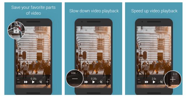 Los 20 mejores vídeos en cámara lenta para Android 2020