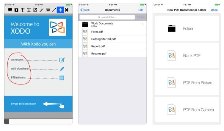 Las 10 mejores aplicaciones de lectura de PDF para el iPhone 2020