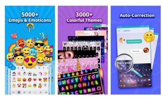 Los 20 mejores teclados GIF para Android para compartir GIFs con facilidad