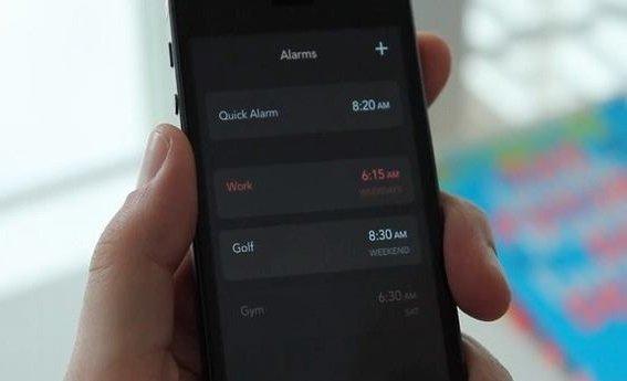 Las mejores aplicaciones para el iPhone para ayudarte a despertar por la mañana