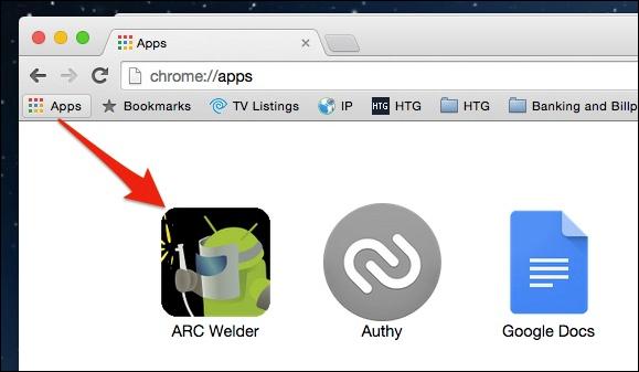 Cómo ejecutar aplicaciones de Android en Google Chrome