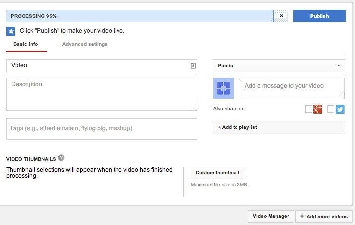 Cómo transcribir archivos de video a texto con Youtube