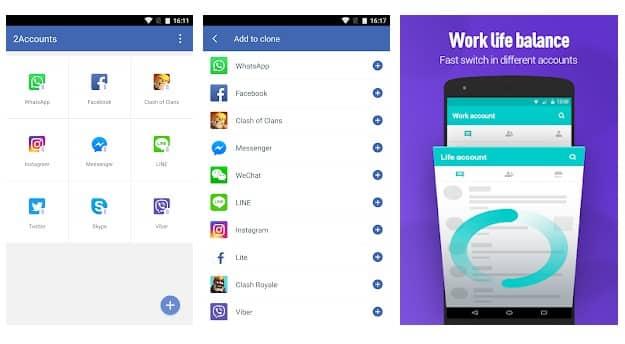 Las 10 mejores alternativas de espacio paralelo para Android
