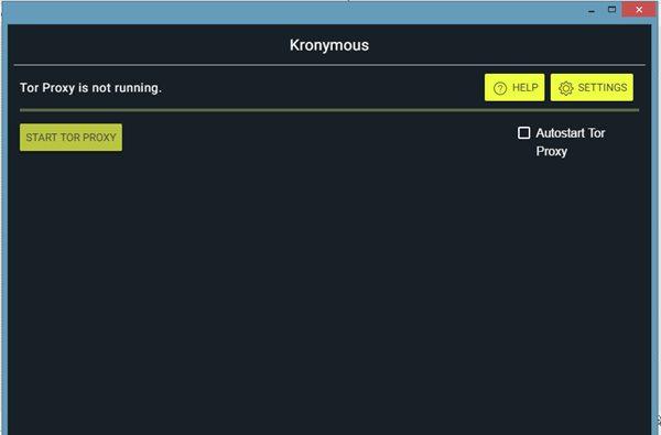 Cómo acceder a la red Tor en el navegador Chrome