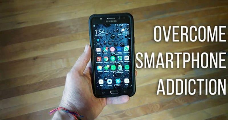 Cómo superar la adicción a los teléfonos inteligentes