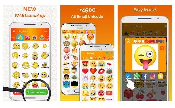 Las 10 mejores aplicaciones de Emoji para Android en 2020