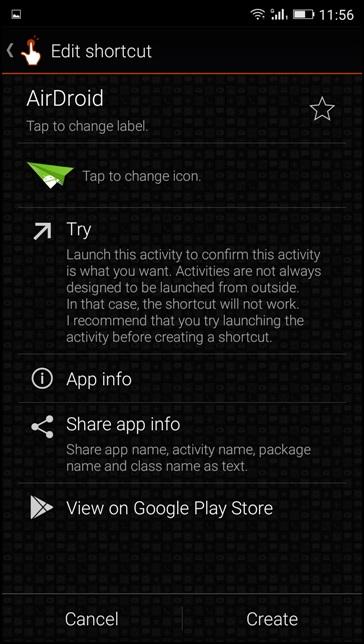 Cómo cambiar los nombres de los iconos en la pantalla de Android