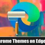 Cómo instalar temas cromados en el navegador Edge de Microsoft