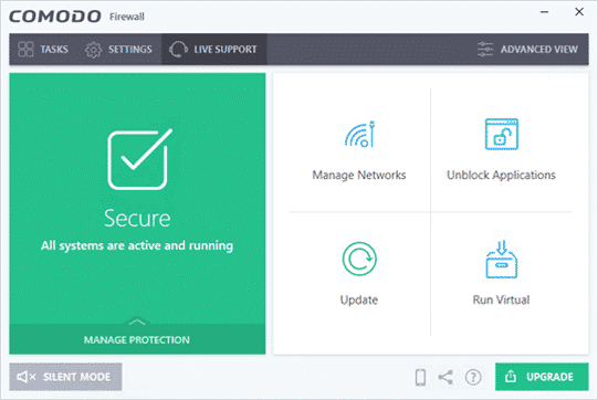 El mejor software de firewall para Windows 10