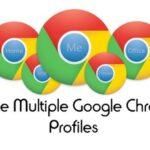 Cómo crear varios perfiles de Google Chrome en el PC