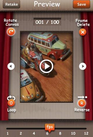 Cómo crear vídeos de Stop-Motion en el iPhone
