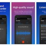 Las 10 mejores aplicaciones de grabación de voz libre para Android 2020