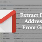Cómo extraer direcciones de correo electrónico de tus mensajes de Gmail