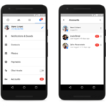 El Messenger de Facebook para Android ahora es compatible con diferentes cuentas