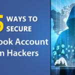 15 maneras de asegurar tu cuenta de Facebook de los hackers