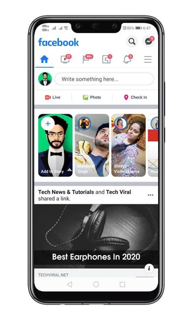 Cómo transferir fotos de Facebook a fotos de Google en Android