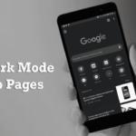 Cómo forzar el modo oscuro en las páginas web de Google Chrome