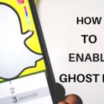 Cómo activar el modo fantasma en SnapChat