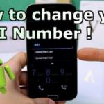 Cómo cambiar el número de IMEI de cualquier Android