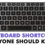 Los 60 mejores atajos de teclado que todo el mundo debería conocer