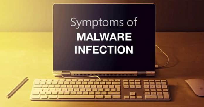 Más de 10 señales de advertencia de que su ordenador está infectado por malware