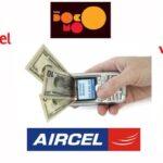 Cómo transferir el balance móvil en todas las redes