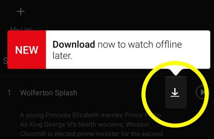 Cómo usar la visualización sin conexión de Netflix (Descargar Netflix)