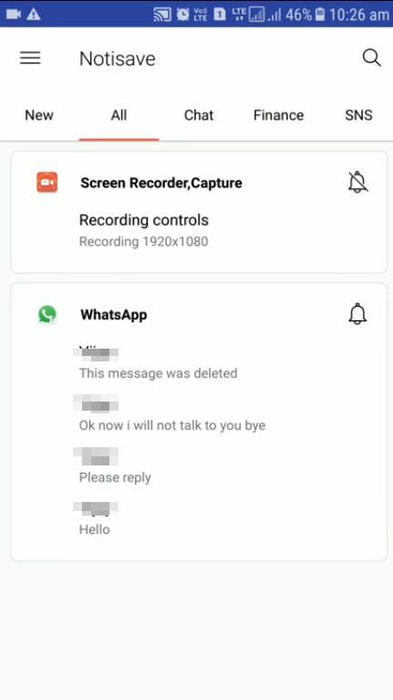 Cómo leer los mensajes borrados en el Whatsapp Messenger