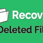 Cómo recuperar archivos borrados de su ordenador