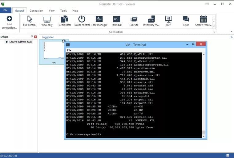 15 mejores herramientas de escritorio remoto para Windows 10 (2020)