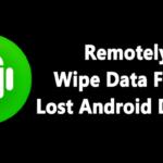 Cómo borrar remotamente todos los datos de su dispositivo Android perdido