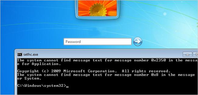 Cómo restablecer su contraseña de Windows olvidada