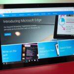 Cómo compartir contenido web usando el borde de Microsoft en Windows 10