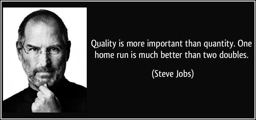 15 citas más memorables de Steve Jobs