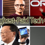 Los 10 CEOs mejor pagados de la industria de la tecnología de la información